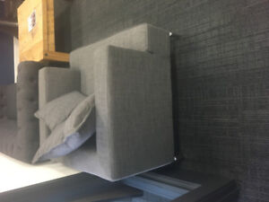 Grey Couch Chair