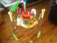 EXERCISSEUR JUMPEROO FORET TROPICALE