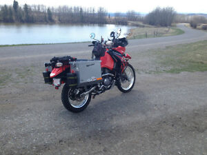 Motorcycle Luggage for Adventure Bikes