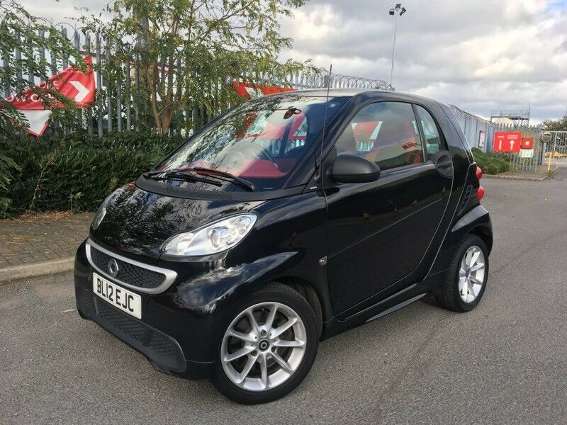 Smart Fortwo 1.0 MHD Passion 2012, 30,000 Miles, FULL Service History, HPI Clear