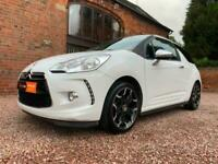 DS3 CITROEN DS 3 1.6 HDI ECONOMICAL WELL MAINTAINED DIESEL £20 TAX REVERSE SENSO