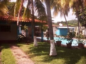 Beach house in El Salvador for rent