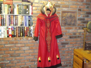 QUEEN AMIDALA CHILDS LARGE COSTUME $7.00