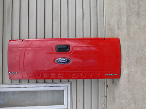 2011 Ford F250 or 350 Tailgate