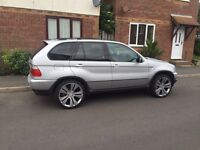2003 BMW X5 4.4 V8