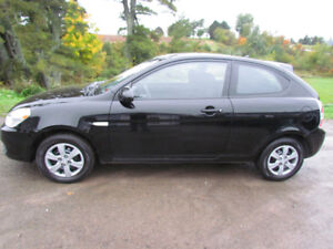 2009 Hyundai Accent 2dr coupe - $2,995 Taxes In!/On the road