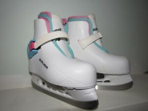 Toddler Girls Bauer Skates