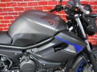 YAHAMA XJ6N 600cc 2013 LOW MILEAGE