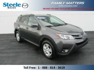 2015 TOYOTA RAV4 LE Own for  $152 bi-weekly with $0 down