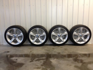 Roues mags bmw 135i 18 pouces 5x120