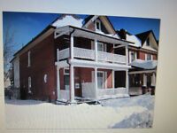 Lovely, large 1bdrm $750 H&H INCL, QUIET, ADULT ONLY APT