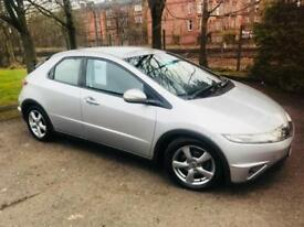 2006 Honda Civic 1.8 i-VTEC SE Hatchback 5dr Petrol i-Shift (149 g/km, 138