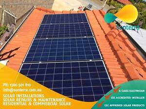 2 EXTRA PANELS FREE* - 5KW SOLAR PV SYSTEM - TIER 1 RISEN PANELS Cloverdale Belmont Area Preview