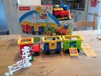 Fisher Price Load and go train with receipt.