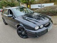 Jaguar X-TYPE 2.0D 2007MY Sport Estate 5dr Diesel Manual