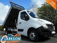 2015 Renault Master LM35 DCi 125 'Business' tipper / 36000 miles / 1 owner