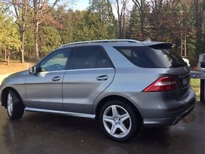 2012 Mercedes Benz ML 350  Cambridge Kitchener Area image 2