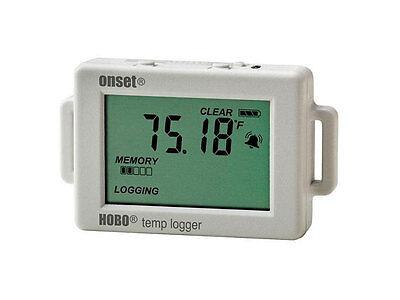 Onset Hobo Ux100-001 Temperature Data Logger W Internal Sensor