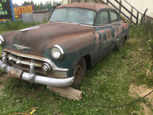 Barn Find. 1953 Chev