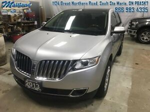 2013 Lincoln MKX void