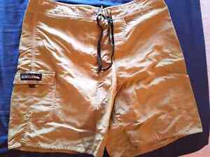 Quiksilver board shorts - size 36