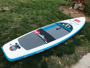 Red Paddle Co 11' Sport Stand Up Paddlboard - SUP