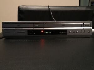 Sony DVD/VCR Dual Combo Player