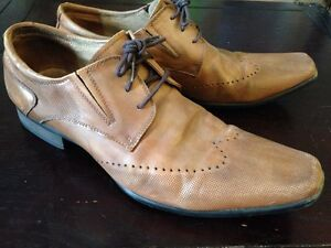 10.5 Spring Brown Dress Shoes