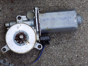 12 volt electric window motor from 1994 Bonneville