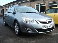 2010 Vauxhall/Opel Astra 1.3 CDTi Ecoflex Exclusiv 5d **£20 Tax**