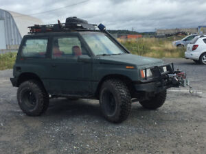 1992 Sunrunning The ultimate off-road vehicle