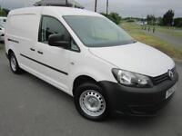 2012 Volkswagen CADDY MAXI C20 TDI Diesel Van * ONLY 37K MILES *