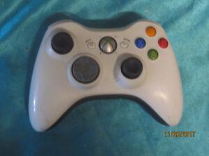 SOLD Genuine Microsoft Xbox 360 Wireless Controller in White