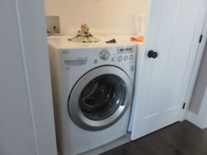 LG Front load High Efficiency Washer