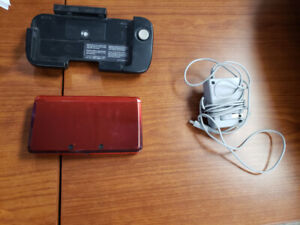 3DS Nintendo with Games