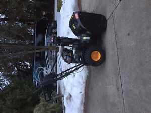 Mint Condition Snow Blower