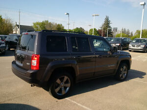 2017 Jeep Patriot North High Altitude 4x4 with Nav only 18000kms London Ontario image 4