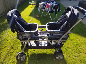 Peg Perego Duette Stroller in excellent condition