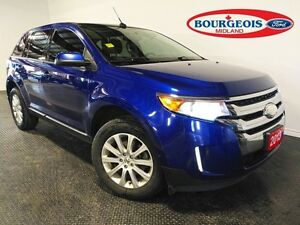 2013 Ford Edge SEL FWD 3.5L V6 Sunroof