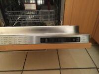 Bloomberg intergrated dishwasher