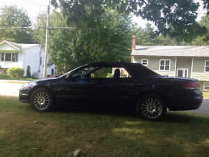 SOLD 2005 Chrysler Sebring Touring Convertible. REDUCED!
