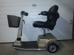 Mobility power scooter