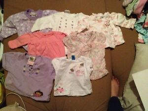 Mostly girl clothes! Ranging from NB TO 9 Months  London Ontario image 5