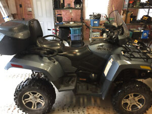 2009 Arctic Cat TRV