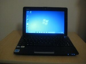 "10.1"" Asus Netbook, Intel CPU, 250GB HDD, 2GB RAM, Windows 7"