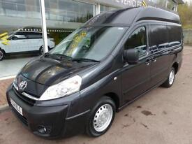 Toyota Proace Hdi L2H2 Lwb High Roof 1200 2.0 6dr Panel Van