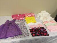 Baby Girl 18-24 mo Lot EUC ( less than $1 ea)
