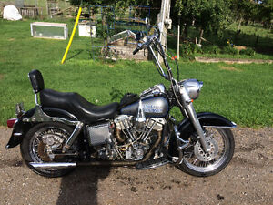 Must to see Harley Davidson 1978 OBO