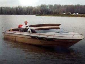 Vintage boat in amazing condition - Ask for Gerry 705-363-2068