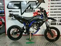 Yamaha WR125 125CC LEARNER LEGAL ENDURO SUPERMOTO YZ YX KX